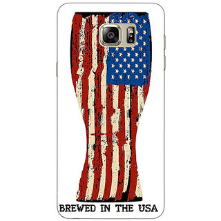 Jugaaduu USA Beer Back Cover Case For Samsung Galaxy Note 5 - J911213