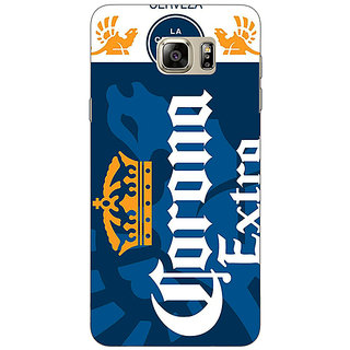 Jugaaduu Corona Beer Back Cover Case For Samsung Galaxy Note 5 - J911249