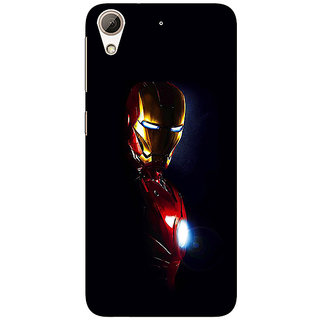 Jugaaduu Superheroes Ironman Back Cover Case For HTC Desire 626 - J920026