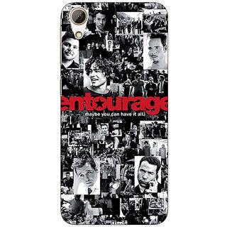 Jugaaduu Entourage Back Cover Case For HTC Desire 626G+ - J940438