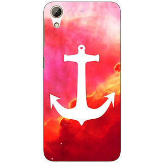Jugaaduu Anchor Back Cover Case For HTC Desire 626G - J930602
