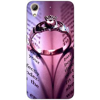 Jugaaduu Proposal Back Cover Case For HTC Desire 626 - J920730