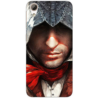 Jugaaduu Assassins Creed Back Cover Case For HTC Desire 626G+ - J940842