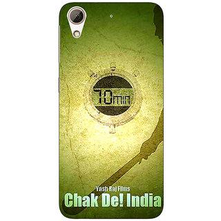 Jugaaduu Bollywood Superstar Chak De India Back Cover Case For HTC Desire 626 - J921082