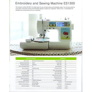 embroidery machine price comparison