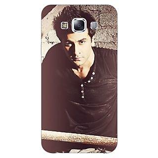 Jugaaduu Bollywood Superstar Ranbir Kapoor Back Cover Case For Samsung Galaxy A3 - J570903
