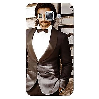 Jugaaduu Bollywood Superstar Ranveer Singh Back Cover Case For Samsung Galaxy A3 - J570909