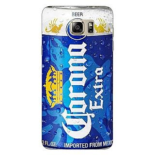 Jugaaduu Corona Beer Back Cover Case For Samsung Galaxy Note 5 - J911260