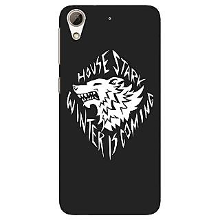 Jugaaduu Game Of Thrones GOT House Stark  Back Cover Case For HTC Desire 626G+ - J940121
