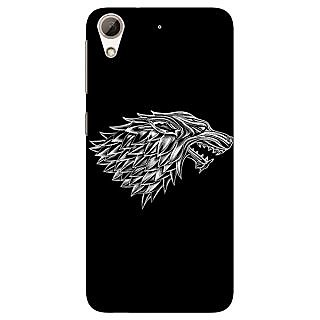 Jugaaduu Game Of Thrones GOT House Stark  Back Cover Case For HTC Desire 626G+ - J940136