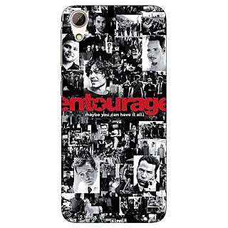 Jugaaduu Entourage Back Cover Case For HTC Desire 626 - J920438
