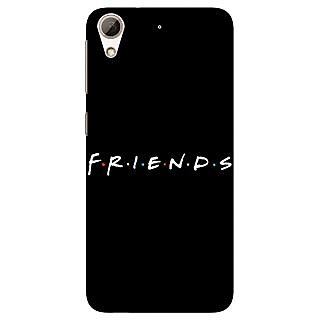 Jugaaduu FRIENDS Back Cover Case For HTC Desire 626 - J920442