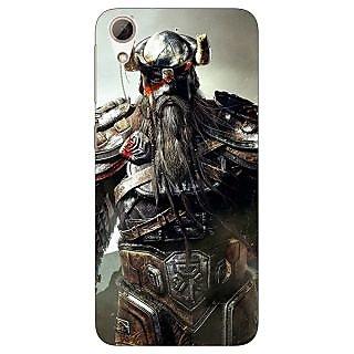 Jugaaduu God of War Back Cover Case For HTC Desire 626G+ - J940853