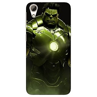 Jugaaduu The Incredible Hulk Back Cover Case For HTC Desire 626G+ - J940858