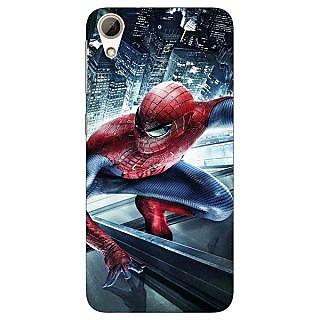 Jugaaduu Superheroes Spiderman Back Cover Case For HTC Desire 626G+ - J940873