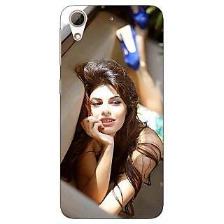 Jugaaduu Bollywood Superstar Jacqueline Fernandez Back Cover Case For HTC Desire 626G - J930996