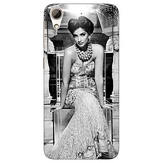 Jugaaduu Bollywood Superstar Sonam Kapoor Back Cover Case For HTC Desire 626G - J931021