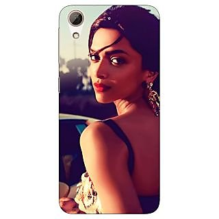 Jugaaduu Bollywood Superstar Deepika Padukone Back Cover Case For HTC Desire 626G - J931040