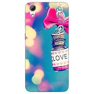Jugaaduu Love Bottle Back Cover Case For HTC Desire 626 - J921145