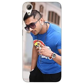 Jugaaduu Bollywood Superstar Honey Singh Back Cover Case For HTC Desire 626 - J921179