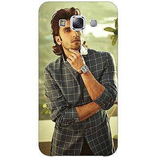Jugaaduu Bollywood Superstar Ranveer Singh Back Cover Case For Samsung Galaxy A3 - J570939