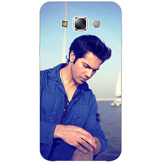 Jugaaduu Bollywood Superstar Varun Dhawan Back Cover Case For Samsung Galaxy A3 - J570951