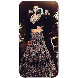 Jugaaduu Bollywood Superstar Deepika Padukone Back Cover Case For Samsung Galaxy A3 - J570991