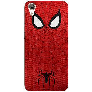 Jugaaduu Superheroes Spider Man Back Cover Case For HTC Desire 626G - J930340
