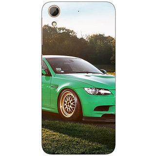 Jugaaduu Super Car BMW Back Cover Case For HTC Desire 626G+ - J940634