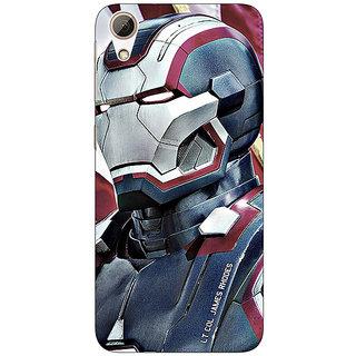 Jugaaduu Superheroes Ironman Back Cover Case For HTC Desire 626 - J920866