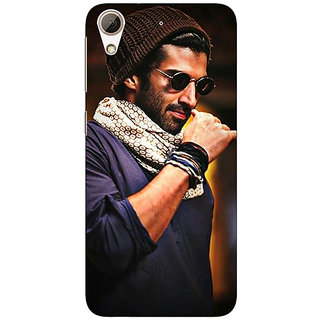 Jugaaduu Bollywood Superstar Aditya Roy Kapoor Back Cover Case For HTC Desire 626G+ - J940912
