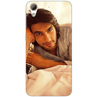 Jugaaduu Bollywood Superstar Ranveer Singh Back Cover Case For HTC Desire 626G+ - J940928