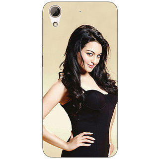 Jugaaduu Bollywood Superstar Sonam Kapoor Back Cover Case For HTC Desire 626G - J931069