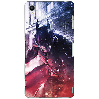 Jugaaduu Superheroes Batman Dark knight Back Cover Case For Sony Xperia Z4 - J580020