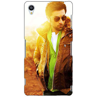 Jugaaduu Bollywood Superstar Ranbir Kapoor Back Cover Case For Sony Xperia Z4 - J580956