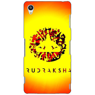 Jugaaduu Rudraksha Back Cover Case For Sony Xperia Z4 - J581264