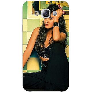 Jugaaduu Bollywood Superstar Katrina Kaif Back Cover Case For Samsung Galaxy A3 - J571009