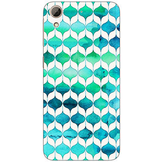 Jugaaduu Dream Patterns Back Cover Case For HTC Desire 626G+ - J940252
