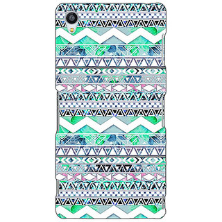 Jugaaduu Aztec Girly Tribal Back Cover Case For Sony Xperia Z4 - J580100
