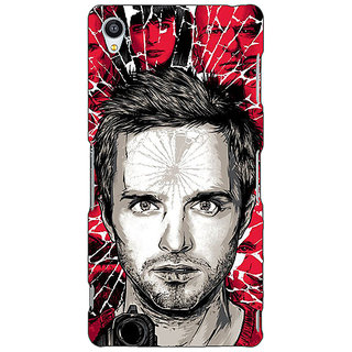 Jugaaduu Breaking Bad Back Cover Case For Sony Xperia Z4 - J580425
