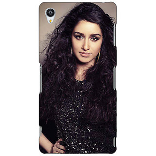 Jugaaduu Bollywood Superstar Shraddha Kapoor Back Cover Case For Sony Xperia Z4 - J581008