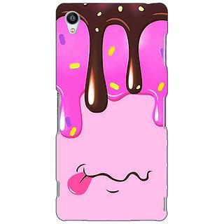 Jugaaduu Ice cream Back Cover Case For Sony Xperia Z4 - J581393