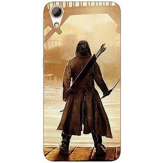 Jugaaduu LOTR Hobbit  Back Cover Case For HTC Desire 626G+ - J940374