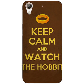 Jugaaduu LOTR Hobbit  Back Cover Case For HTC Desire 626G+ - J940376