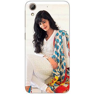 Jugaaduu Bollywood Superstar Yami Gautam Back Cover Case For HTC Desire 626G+ - J941043