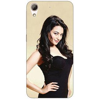 Jugaaduu Bollywood Superstar Sonam Kapoor Back Cover Case For HTC Desire 626G+ - J941069