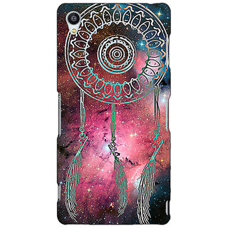 Jugaaduu Dream Catcher  Back Cover Case For Sony Xperia Z4 - J580193