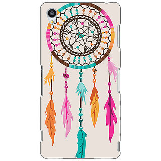 Jugaaduu Dream Catcher  Back Cover Case For Sony Xperia Z4 - J580199