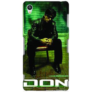 Jugaaduu Bollywood Superstar Don Shahrukh Khan Back Cover Case For Sony Xperia Z4 - J581114