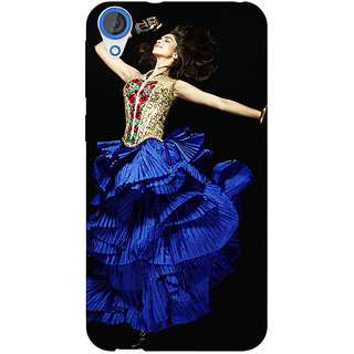 Jugaaduu Bollywood Superstar Deepika Padukone Back Cover Case For HTC Desire 826 - J590967